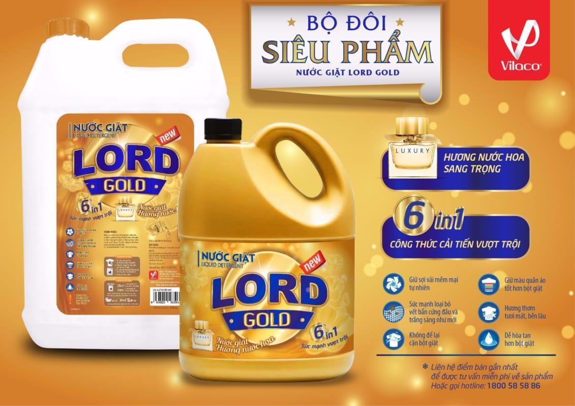 nước giặt lord gold